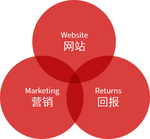 网络营销与建站技术并重